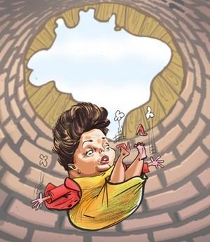 Aprovação ao governo Dilma cai para 9%, diz Ibope
