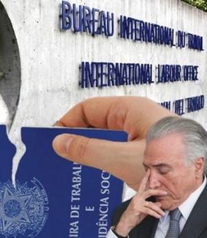 Por reforma trabalhista, OIT coloca Brasil em 'lista suja' de violações