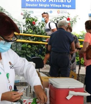 Doria anuncia que, até 15 de setembro, todos os moradores do Estado de São Paulo com 18 anos ou mais serão vacinados com a primeira dose