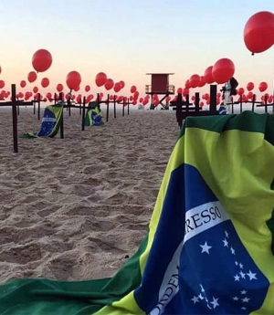 Após ultrapassar 500 mil vidas perdidas, pandemia no Brasil dá sinais de descontrole